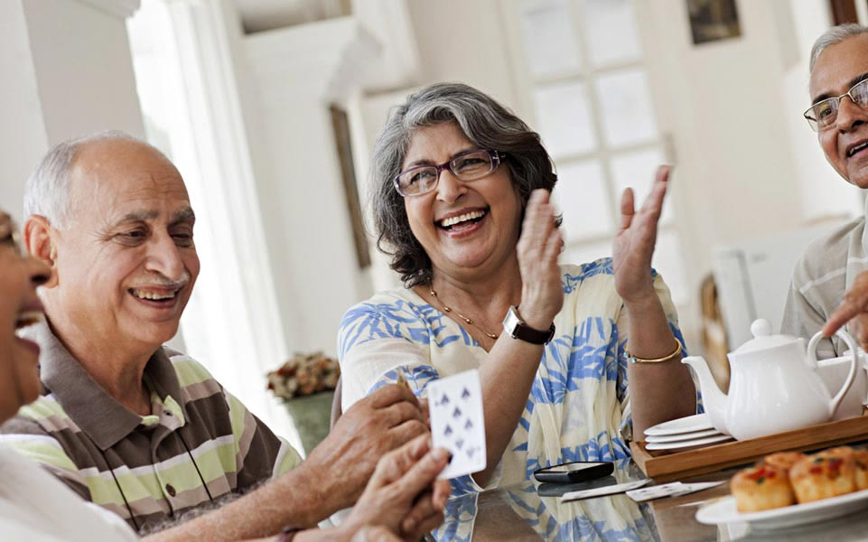 Assistenza per anziani
